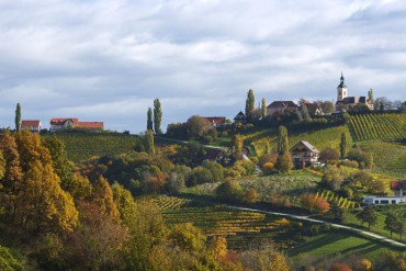 Travel: South Styria Dresses in Her Fall Finest