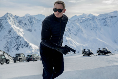 Daniel Craig as James Bond in Spectre(Photo: Sony Pictures Releases GmbH)