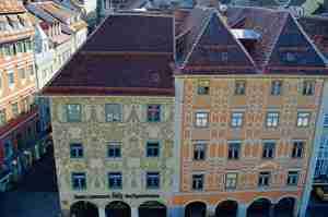 Hauptplatz Luegghaus (Photo: Graz Tourismus / Hans Wiesenhofer)