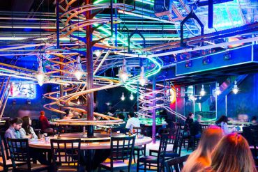 On the Menu: Rollercoaster – Running Sushi Goes Theme Park