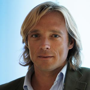 Daniel Keiper-Knorr Co-founder and partner of the Austrian VC fund Speedinvest
