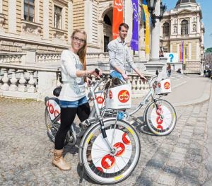 Photo: Citybikes / ©Gewista