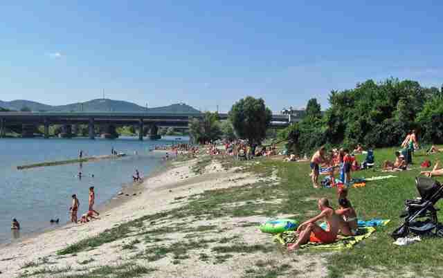 Neue Donau   Photo: www.wien.gv.at