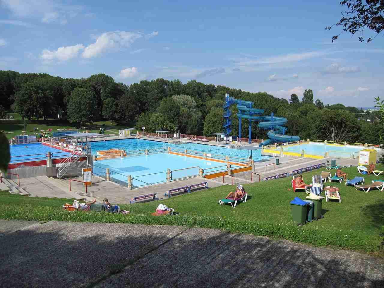 Schafbergbad   Photo: Wikipedia Commons