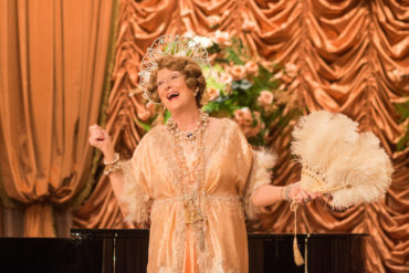 Florence Foster Jenkins proves that talent isn't the only thing that makes a sensation
