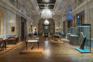 Musical artifacts show us the progression of music in the Kunsthistorisches Museum