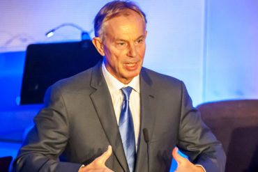 How Tony Blair is trying to save Britain from itself