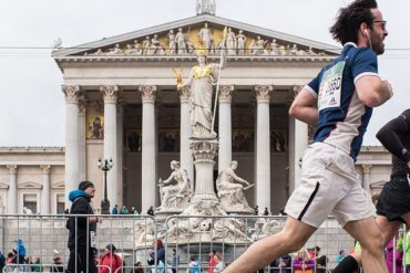 Sports | Along for the Run: Chasing Vienna's Marathon