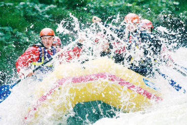 Travel | A beginner's guide to whitewater rafting on the Salza river