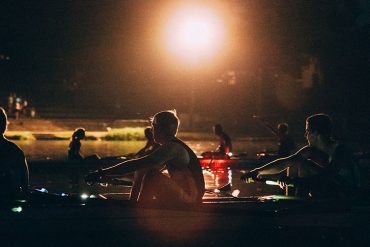 Sports | The Vienna Nightrow is a fun, easy introduction to the sport of rowing