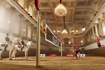 Sport | This summer, the 11th biannual World Beach Volleyball Championships will be hosted in Vienna for the first time