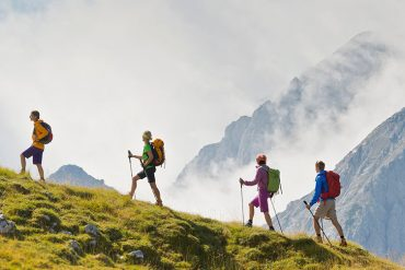 Travel | Switching from ski boots to hiking boots, Austrians head to the Alps in every season